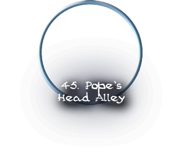 45. Pope's 