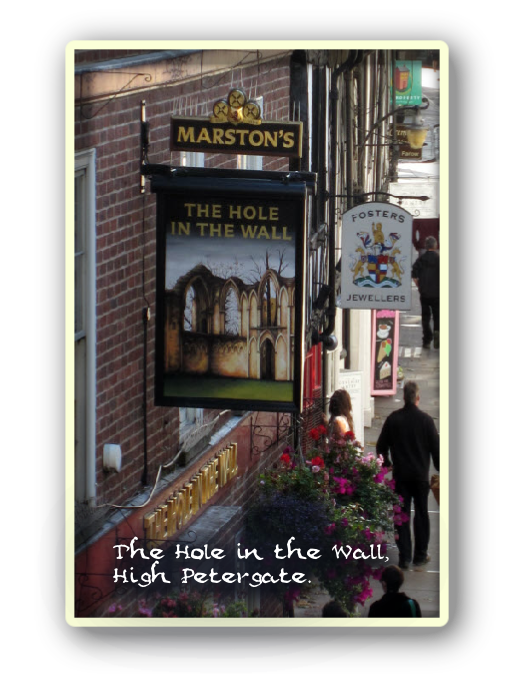 The Hole in the Wall, 
