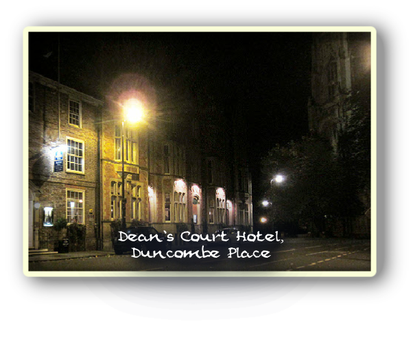 Dean's Court Hotel,
